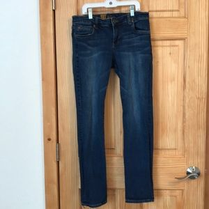 Kut From the Kloth Skinny Ankle Length Jean